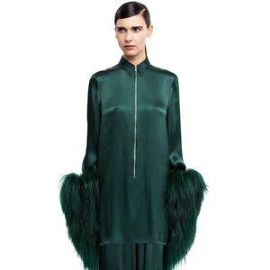 Acne Silk Tunic